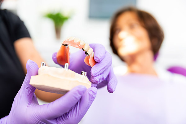 Zahnarzt Jena Prothetik