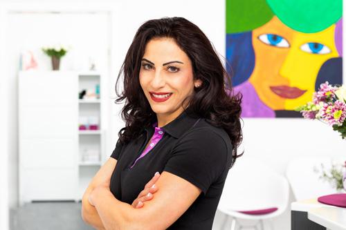 Zahnärztin in Jena - Dr. med. dent. Naghmeh Naghibi
